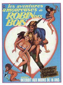 Les aventures amoureuses de Robin des Bois en streaming