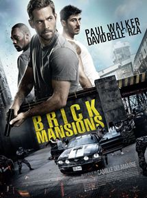 Brick Mansions streaming