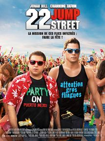 Voir 22 Jump Street en streaming