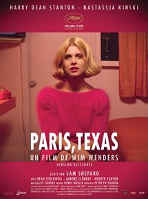Paris, Texas streaming