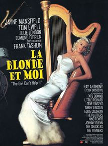 La Blonde et moi streaming