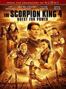 Le Roi Scorpion 4 – La quête du pouvoir streaming