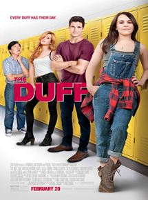 DUFF : Le faire-valoir streaming