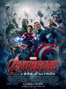 Avengers : L'ère d'Ultron streaming