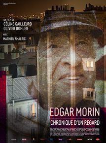Edgar Morin, Chronique d'un regard streaming