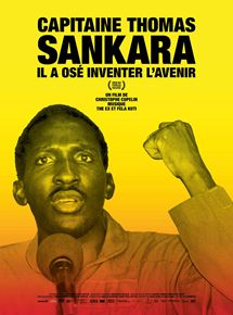 Capitaine Thomas Sankara streaming gratuit