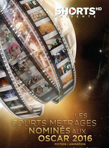 Courts aux Oscars - Fiction