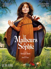 """Résultat de recherche d'images pour """"Les Malheurs de Sophie  Une comédie de Christophe Honoré"""""""