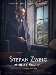 Stefan Zweig, adieu l'Europe streaming