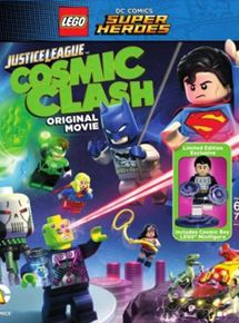 Lego DC Comics Super Heroes: Justice League – Cosmic Clash en streaming