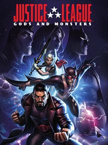 Justice League: Gods & Monsters stream