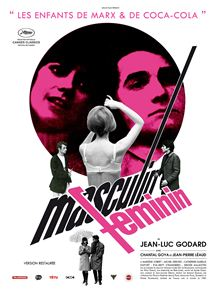 Masculin Féminin streaming