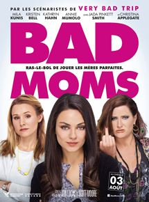 Bad Moms streaming