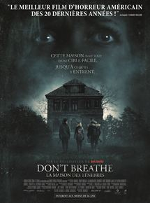 Voir Don't breathe - La maison des ténèbres en streaming