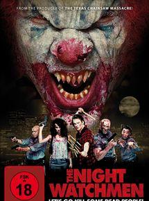 La Nuit des clowns tueurs streaming