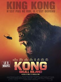 Kong: Skull Island streaming