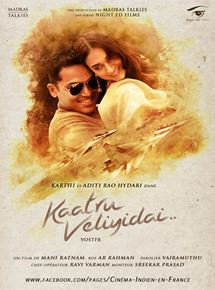 Kaatru Veliyidai – L'étendue du vent