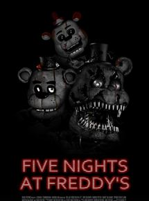 Five Nights At Freddy's streaming