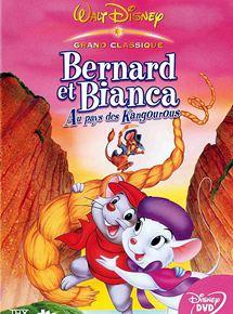 Bernard et Bianca au pays des kangourous streaming