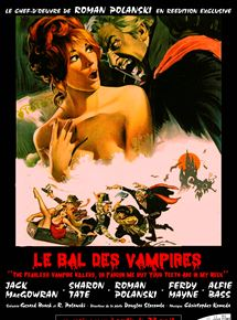 Le Bal des vampires streaming