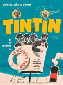 Tintin et le mystère de la toison d'or streaming