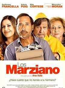 The Marziano's Family