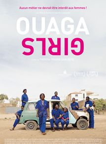 voir Ouaga Girls streaming