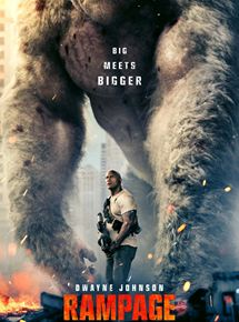 Rampage – Hors de contrôle streaming