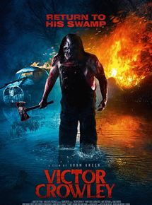 Victor Crowley affiche
