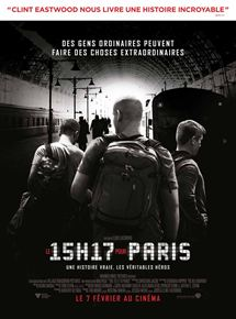 [Ganzer$Film] Le 15h17 pour Paris Stream Deutsch-HD