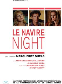 Le Navire night streaming