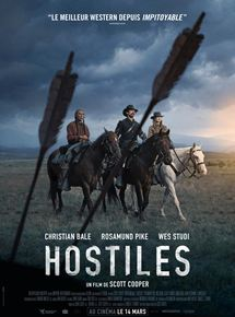 Hostiles streaming gratuit