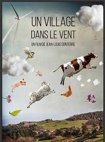 Un Village dans le vent