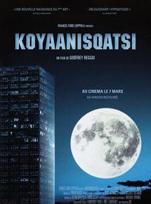 Koyaanisqatsi, la prophétie streaming