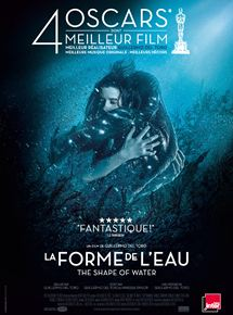 La Forme de l'eau - The Shape of Water VOD