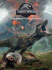 Jurassic World: Fallen Kingdom stream