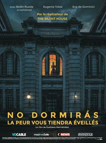 No dormirás streaming