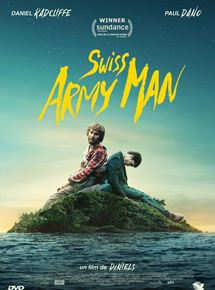 Swiss Army Man affiche