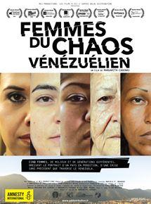 Femmes du chaos Vénézuélien streaming