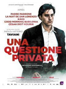 Una Questione Privata streaming