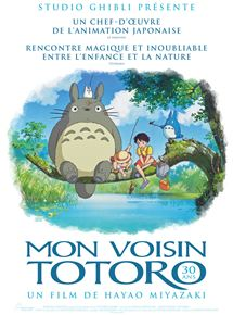 Mon voisin Totoro streaming