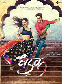 Dhadak streaming