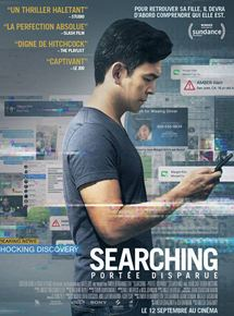 Searching – Portée disparue streaming