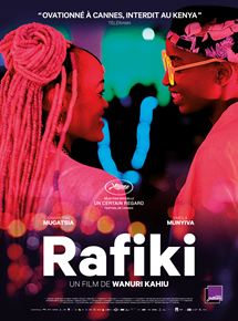 Rafiki streaming