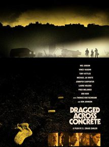 Dragged Across Concrete streaming