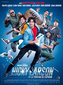 Nicky Larson et le parfum de Cupidon streaming