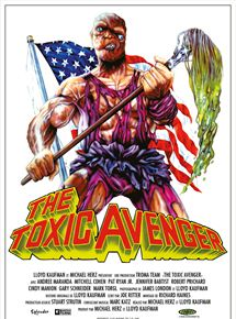 Toxic Avenger streaming