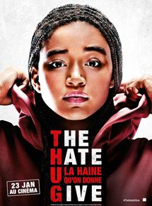 The Hate U Give – La Haine qu'on donne streaming gratuit