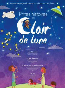 P'tites histoires au Clair de lune streaming