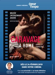 Au coeur de l'expo - Caravage (CGR Events)